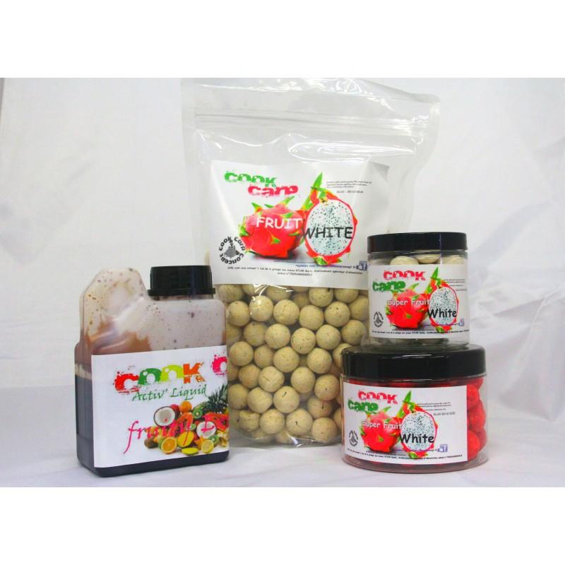 Pack fruit white