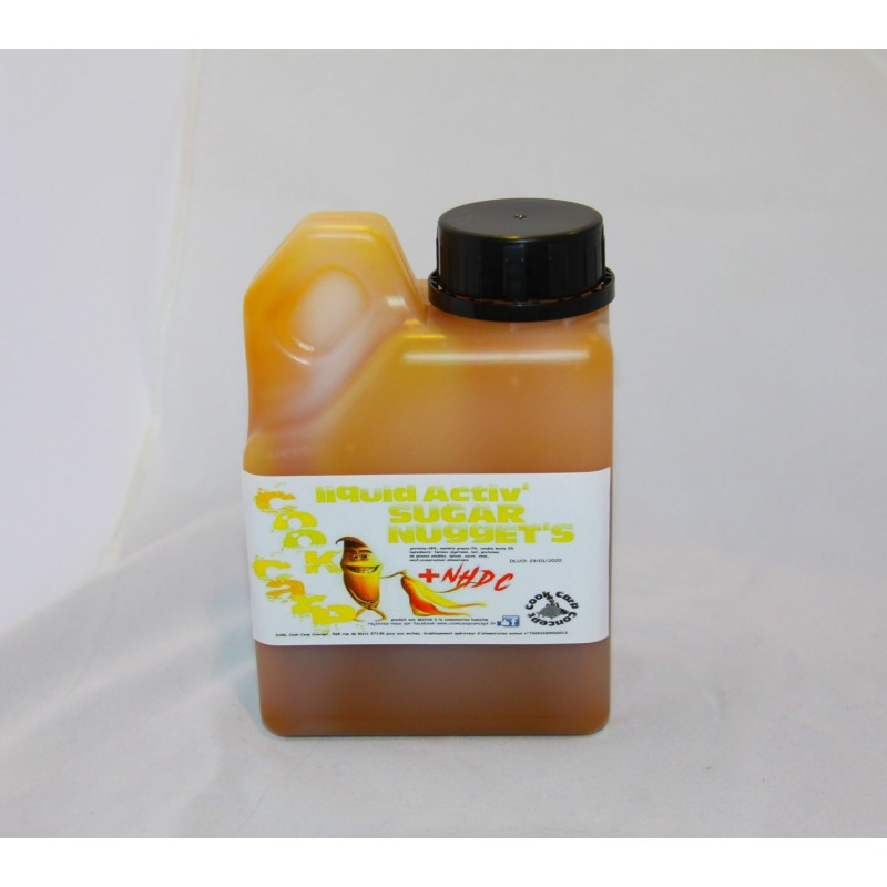 Liquid' Sugar 0,5l