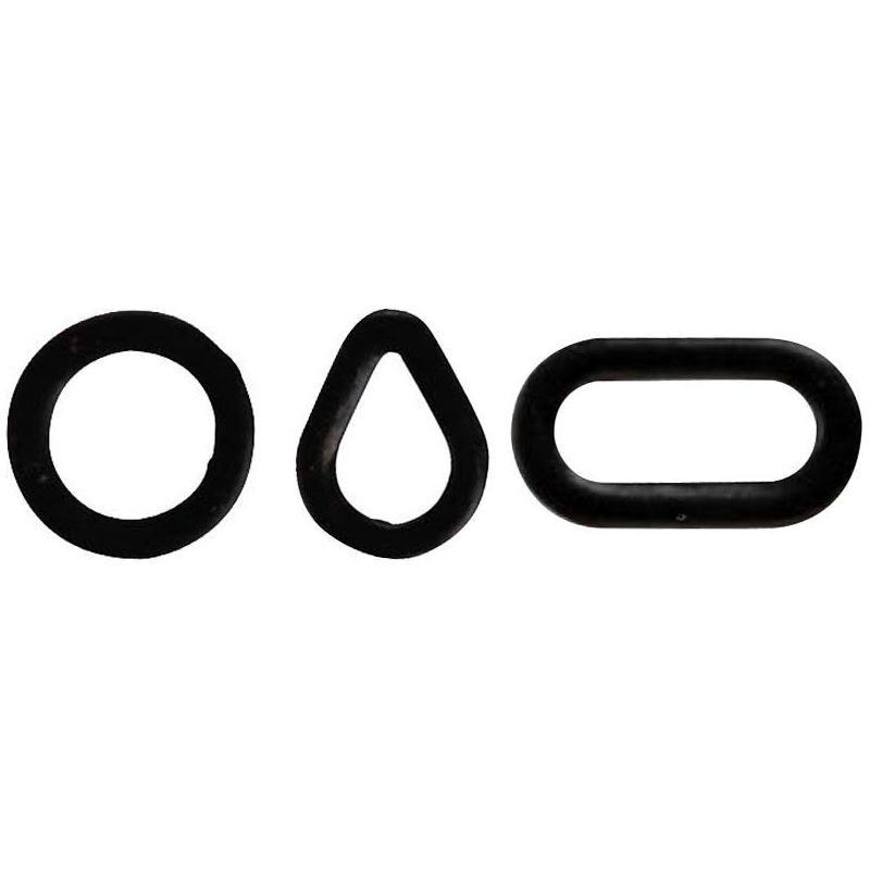 Anneau Prologic Steel Ring Assortment