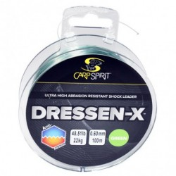 Dressen X 100m black 0.50mm