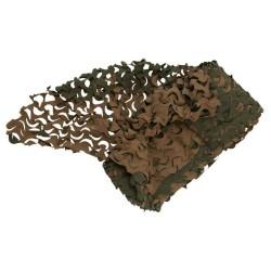 filet camouflage wood 2.40m
