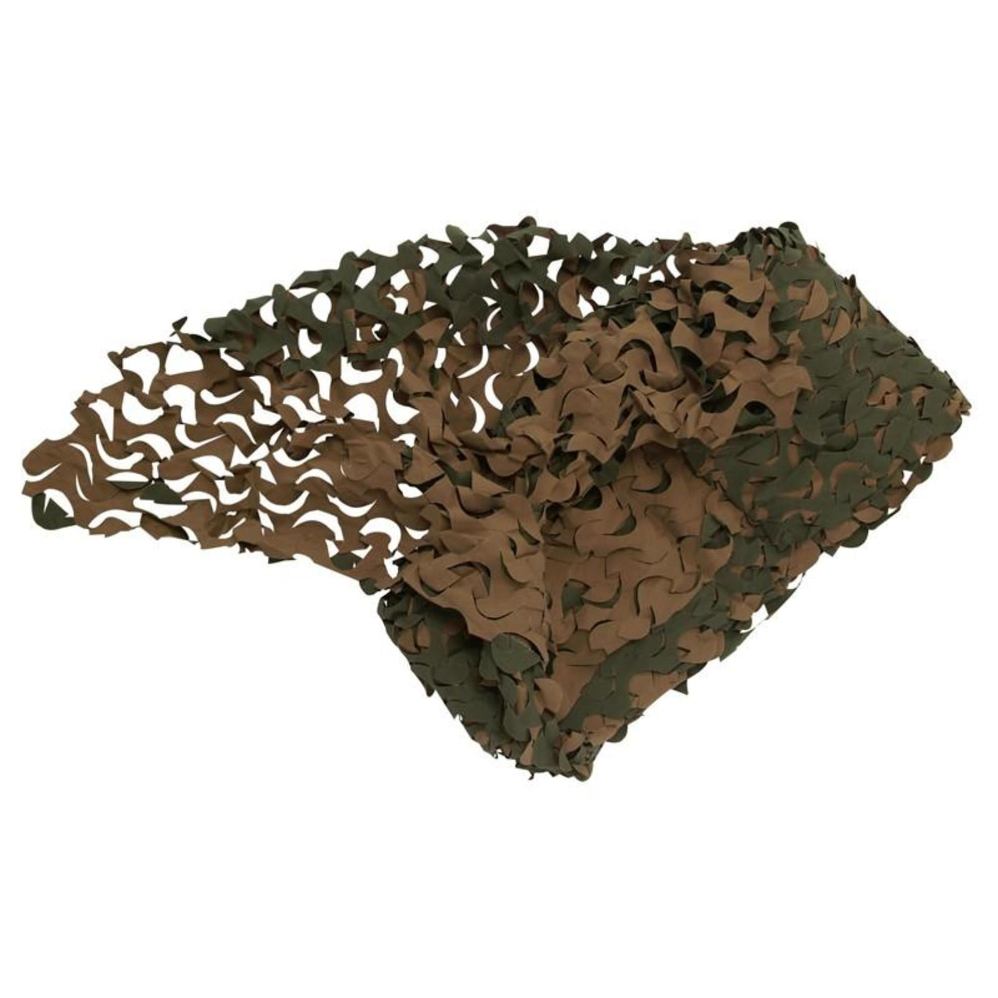 filet camouflage wood 2.40m