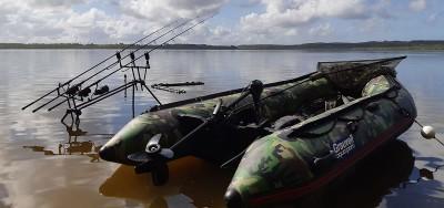 Montage de pêche à la carpe le plus efficace